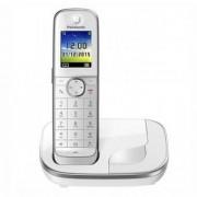 """Panasonic Trådlös telefon Panasonic KX-TGJ310SPW DECT 1.8 """"TFT GAP Vit"""