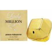 Paco Rabanne Lady Million Eau de Parfum 80ml Spray