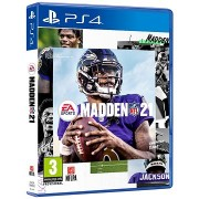 Madden NFL 21 - PS4