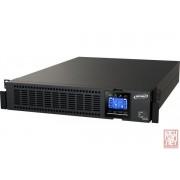 Infosec E3 PRO-RT, 3000VA/2700W, UPS, On-Line Double Conversion, 4xIEC C13, LCD
