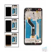 Ecran LCD cu RAMA Huawei P9 lite (2017) P8 Lite (2017) Negru