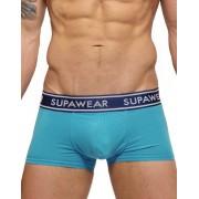 Supawear Supadupa Trunk Boxer Brief Underwear Blue