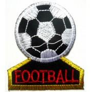 Football, vasalható ruhamatrica