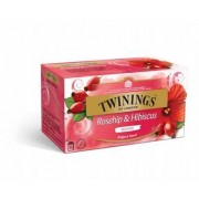Twinings Infusions rosehip 25st