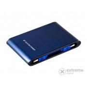 """HDD extern Silicon Power Armor A80 (SP010TBPHDA80S3B) 1TB 2.5"""" USB 3.0, IP7, rezistent la apă şi şocuri"""