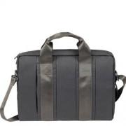 Notebook táska, 15,6, RIVACASE, Hyde 8830, szürke (NTR8830G)