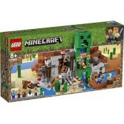 LEGO Minecraft De Creeper Mijn - 21155