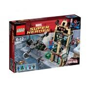 Lego Super Heroes Spiderman Daily Bugle Showdown