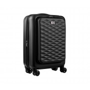 Куфар Wenger Lumen Expandable Hardside Luggage 20'' Dual Access, разтегателен, 36 л черен