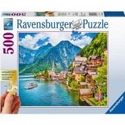 Пъзел Ravensburger 500 елемента, Халщат, Австрия, 7013687