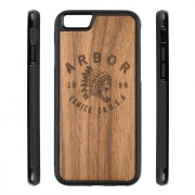 Arbor Obal na telefon Arbor Arbor Cheif Iphone 6/6S walnut