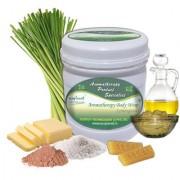 ecoplanet Aromatherapy Body Wrap Lemongrass 1 Kg Refreshing and Skin Smoothing