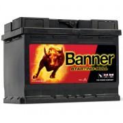 Banner Starting Bull 56219 jobb+ 62Ah / 510A akkumulátor