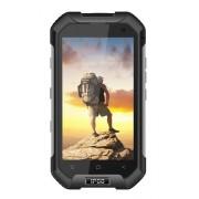 "Blackview BV6000 smartphone 11,9 cm (4.7"") 3 GB 32 GB Doppia SIM 4G Nero, Grigio 4500 mAh"