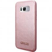 Husa Capac Spate Roz SAMSUNG Galaxy S8 GUESS