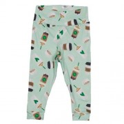 Bumblito Leggings (Größe: M (6-24 Monate) / Muster: Daily Grind)