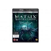 Blu-Ray Matrix 3: Revolutions 4K UHD (2003) 4K Blu-ray