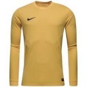 Nike Voetbalshirt Park VI L/M Goud Kinderen