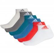Sosete unisex adidas Performance Ankle Thin 6 Pairs CV8130