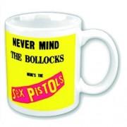 """bögre Sex Pistols """"Never Mind the Bollocks"""" - SPMUG01 ROCK OFF"""