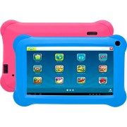 Denver TAQ-90062K Kindertablet - 9.0 inch - WiFi - 8GB - Blauw/Roze
