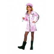 Rg Costumes 91421-S Wheeler Costume - Pink - Size Preteen Small 12-14