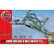KIT CONSTRUCTIE AIRFIX AVION AVRO VULCAN B MK2 XH558 SCARA 1:72 (50097)