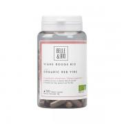 Belle et Bio Vigne rouge Bio 120 gélules - (Vitis vinifera)