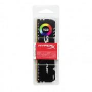 DDR4, 8GB, 2666MHz, KINGSTON HyperX Fury RGB, CL16 (HX426C16FB3A/8)