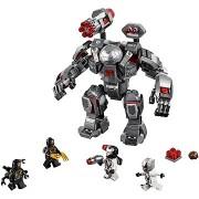 LEGO Super Heroes 76124 Hadigép Romboló