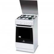 Indesit Kn1g20s(W)/i Cucina 50x50 4 Fuochi A Gas Forno A Gas Classe A 50 Litri B