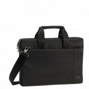 Notebook táska, 13,3, RIVACASE Central 8221, fekete (NTRC8221B)
