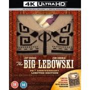 Universal Pictures El Gran Lebowski 4K UHD & Blu-ray (con jersey) - Steelbook Exclusivo de Zavvi