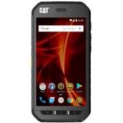 "Telefon Mobil CAT S41, Procesor Octa-Core 2.3GHz/1.6GHz, TFT IPS Multitouch 5"", 3GB RAM, 32GB Flash, 13MP, Wi-Fi, 4G, Android (Negru) + Cartela SIM Orange PrePay, 6 euro credit, 4 GB internet 4G, 2,000 minute nationale si internationale fix sau SMS nation"
