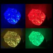 Bec LED Disco RGB Boxa 3W Muzica Bluetooth, Telecomanda Lumini 220V