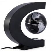 Decoratiune de birou, glob pamantesc cu levitatie magnetica 133793901, Negru