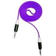 BR Pear purpul Aux Cable-506