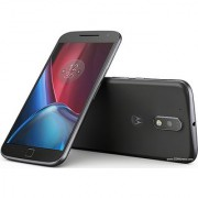 MOTO G4 PLUS 16GB BLACK (6 MONTHS SELLER WARRANTY)