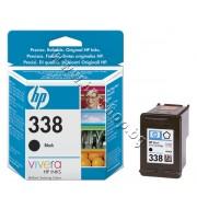 Касета HP 338, Black, p/n C8765EE - Оригинален HP консуматив - касета с глава и мастило