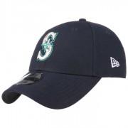 New Era 9Forty The League Mariners Cap Baseballcap Basecap MLB Seattle Curved Brim Kappe