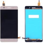 Дисплей + Тъч скрийн за Huawei Honor 4C Златист