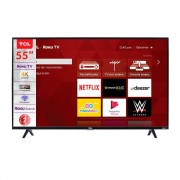 TCL pantalla led tcl 55 pulgadas 4k smart 55s425