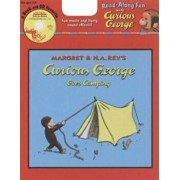 Curious George Goes Camping Book & CD 'With CD', Paperback/H. A. Rey