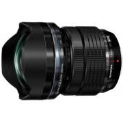 Obiectiv Olympus M,ZUIKO Digital, 7-14mm 1:2,8 (Negru)
