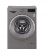 Masina de spalat rufe Slim LG F2J5WN7S Direct Drive 6.5 kg 1200 RPM Clasa A 45 cm Argintiu
