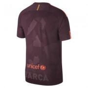 2017/18 FC Barcelona Stadium Third Herren-Fußballshirt - Lila