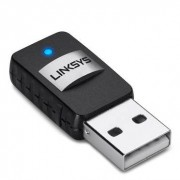 Linksys Mini Adaptador de Red USB AE6000, Inalámbrico, 2.4/5 AE6000