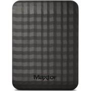 """HDD Extern Maxtor M3 Portable, 2TB, 2.5"""", USB 3.0 (Negru)"""