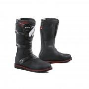 FORMA BOOTS Forma Stivali Moto Trial Boulder Impermeabili Nero taglia 41