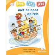 lees lees lees: Met de boot op reis - Anne Blokker